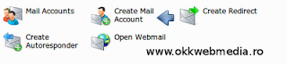 creare cont email parallel plesk owm