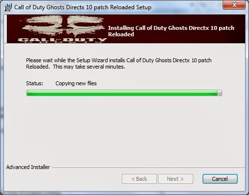 Call of Duty Ghost Directx 10 patch screen 4