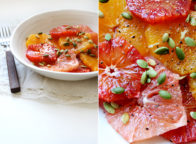 Zesty Lime And Ginger Winter Fruit Salad Recipes — Dishmaps