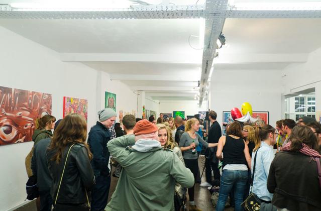 comment trouver une galerie pour exposer