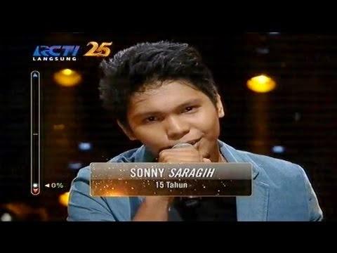 sonny saragih 8 besar rising star