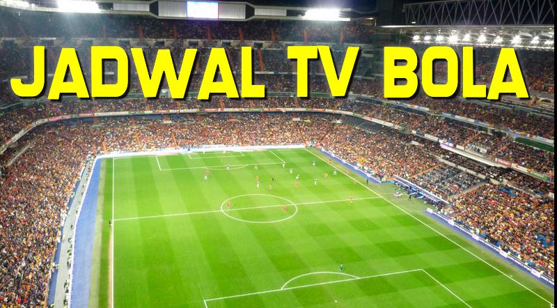 Jadwal bola siaran tv (akhir pekan ini): 28 november - 1 desember 2014