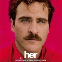 """""""Her"""" (Ella): De cuando Joaquin Phoenix se enamoro de SIRI. [Crítica]"""