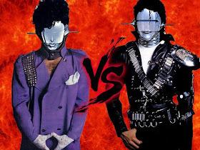 Prince vs MJ: