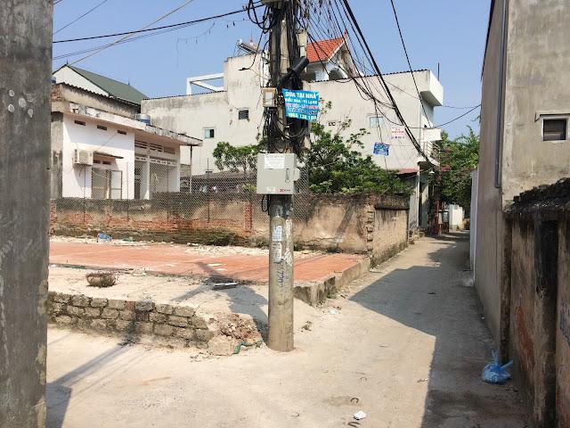 Mặt bằng xây dựng tòa chung cư mini Nhật Tảo 7 Đông Ngạc