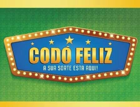 CODÓ FELIZ - A SUA SORTE ESTÁ AQUI