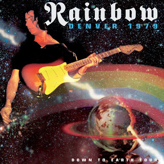 Ritchie Blackmore's Rainbow - Denver 1979