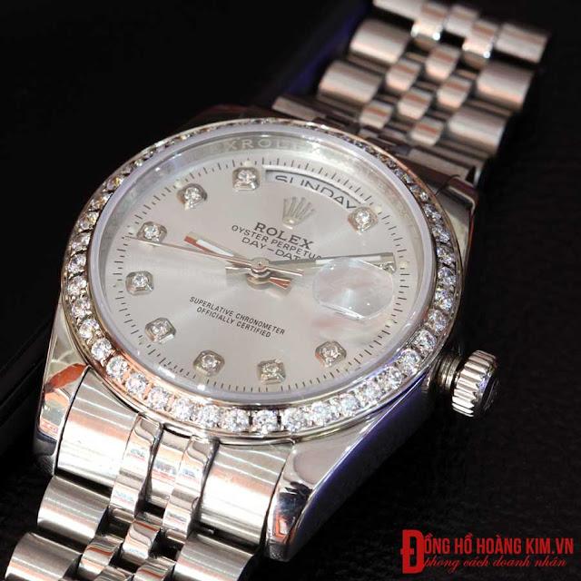Đồng hồ Rolex R109 giá rẻ tại Hà Nội