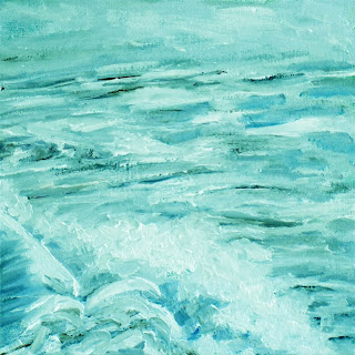 Long Wave IV by Liza Hirst