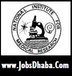 National Institute of Malaria Research, NIMR Recruitment, Jobsdhaba, Sarkari Naukri