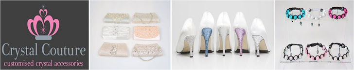 Crystal Couture - Designer Crystal Shoes