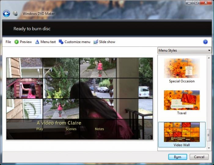 windows movie maker  for win 7 ultimate