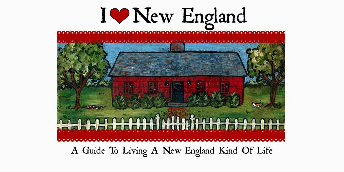 I Heart New England