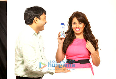 Mahima Choudhary announced as brand ambassador of Pioneer Herbal