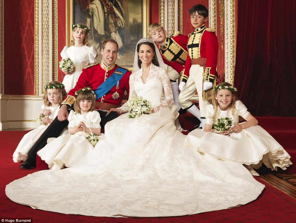 Prinz william wedding