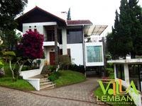 Villa Gerbera Istana Bunga Lembang