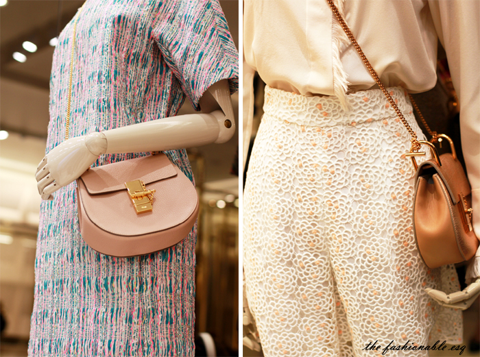Chloe Spring Collection 2015