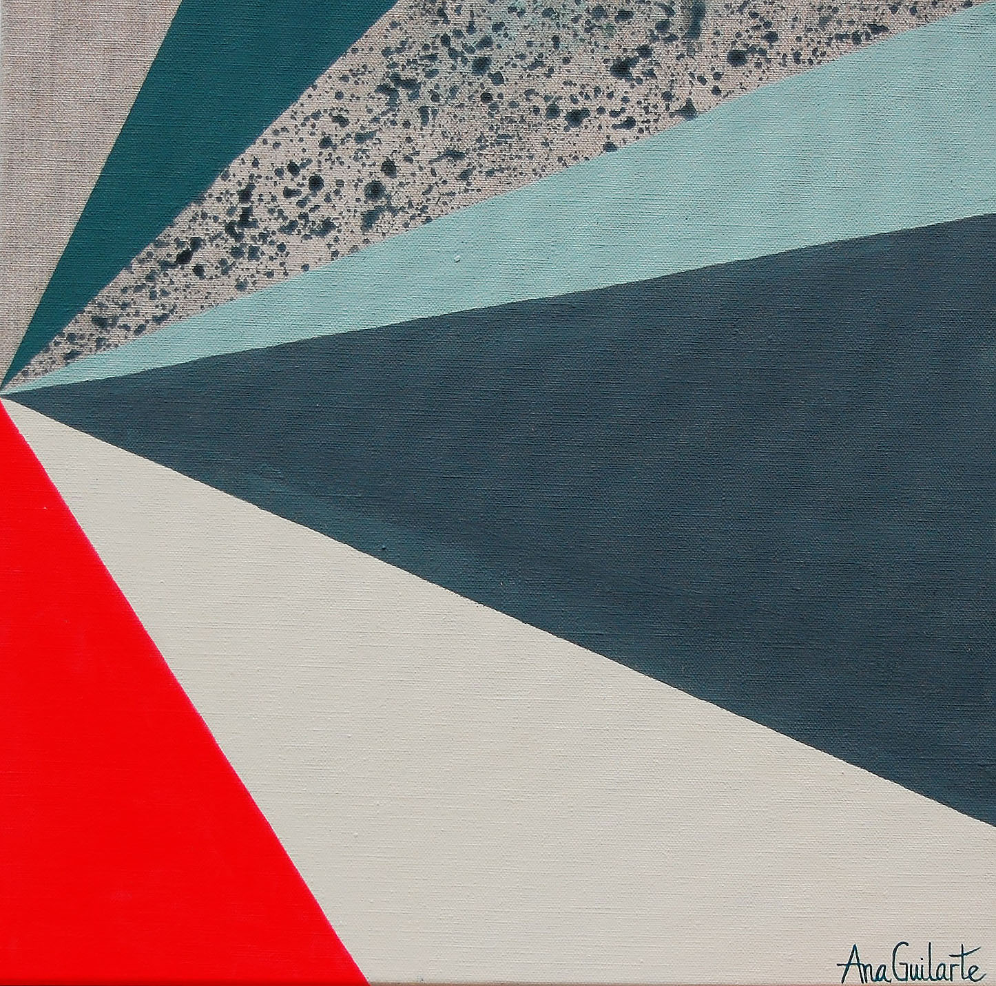 212. Untitled. 40x40cm. Sold/Vendido