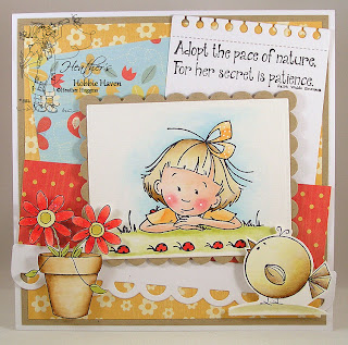 Heather's Hobbie Haven - Patience Secret Card Kit