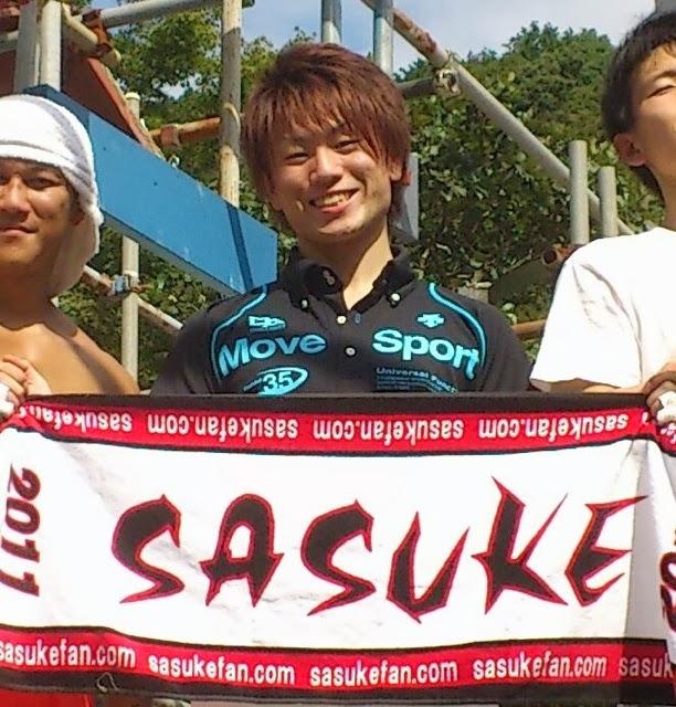 Tatsuya Tada - Sasuke Friend (Sasuke 17 and 19)