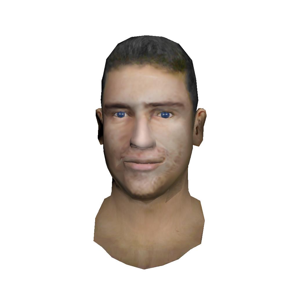 Faf du Plessis Face - PreviewFaf Du Plessis