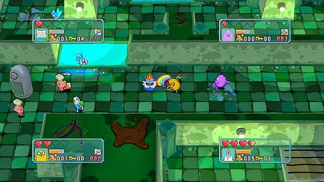Indie Retro News Adventure Time Explore The Dungeon