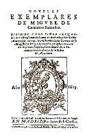 Segunda aproximación a la lectura de las Novelas ejemplares de Cervantes