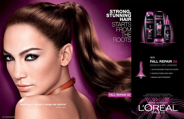New Loreal Fall Repair 3x Anti Hair Fall Line