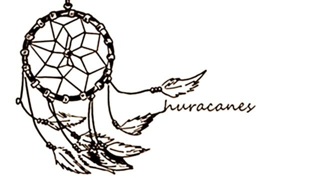 Huracanes.
