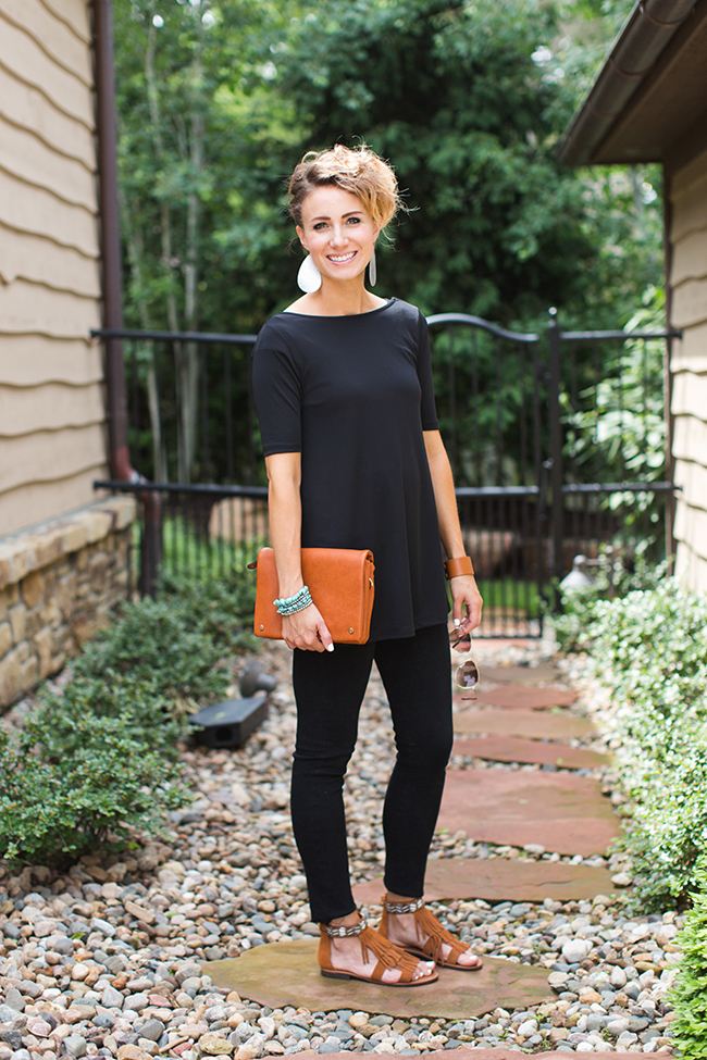 Wearing All Black in the Summer- 5 Ways to Brighten It Up ...