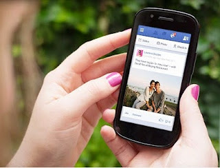 Aplikasi Facebook untuk HP Java