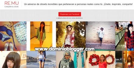 Comparte tu moda en la red social Re.mu