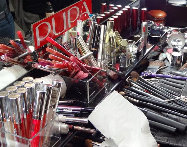 X Factor 2013 Italia terza puntata backstage PUPA make up