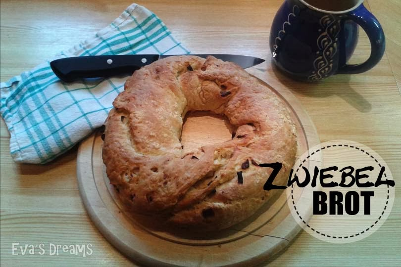 Rezept: Zwiebelbrot-Ring