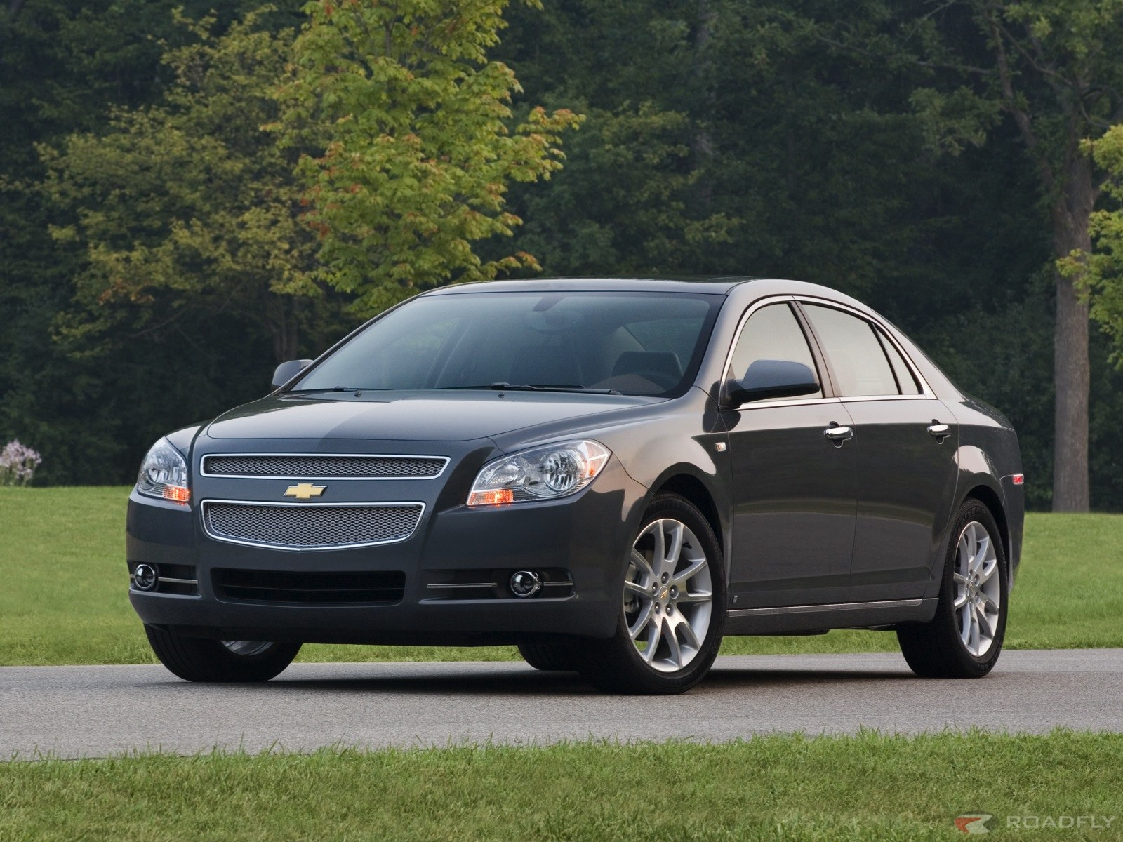 Highlight Automotive News Chevrolet Malibu