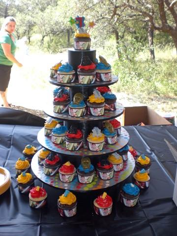 Star Wars Cake Decorating Kit