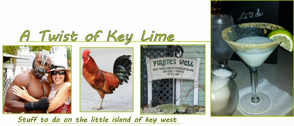 A Twist of Key Lime