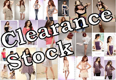 Clearance Stock MYR 25.00 each