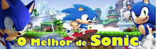 Blog O melhor de Sonic