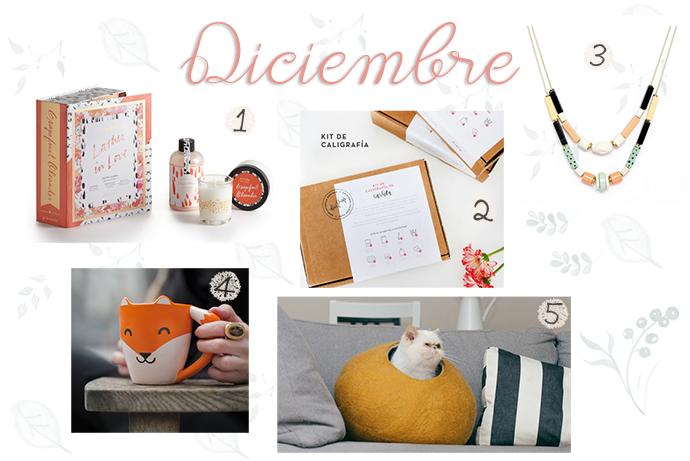 Wishlist de Diciembre