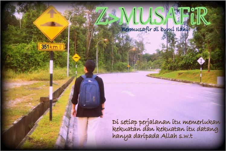Musafir Mencari Haq