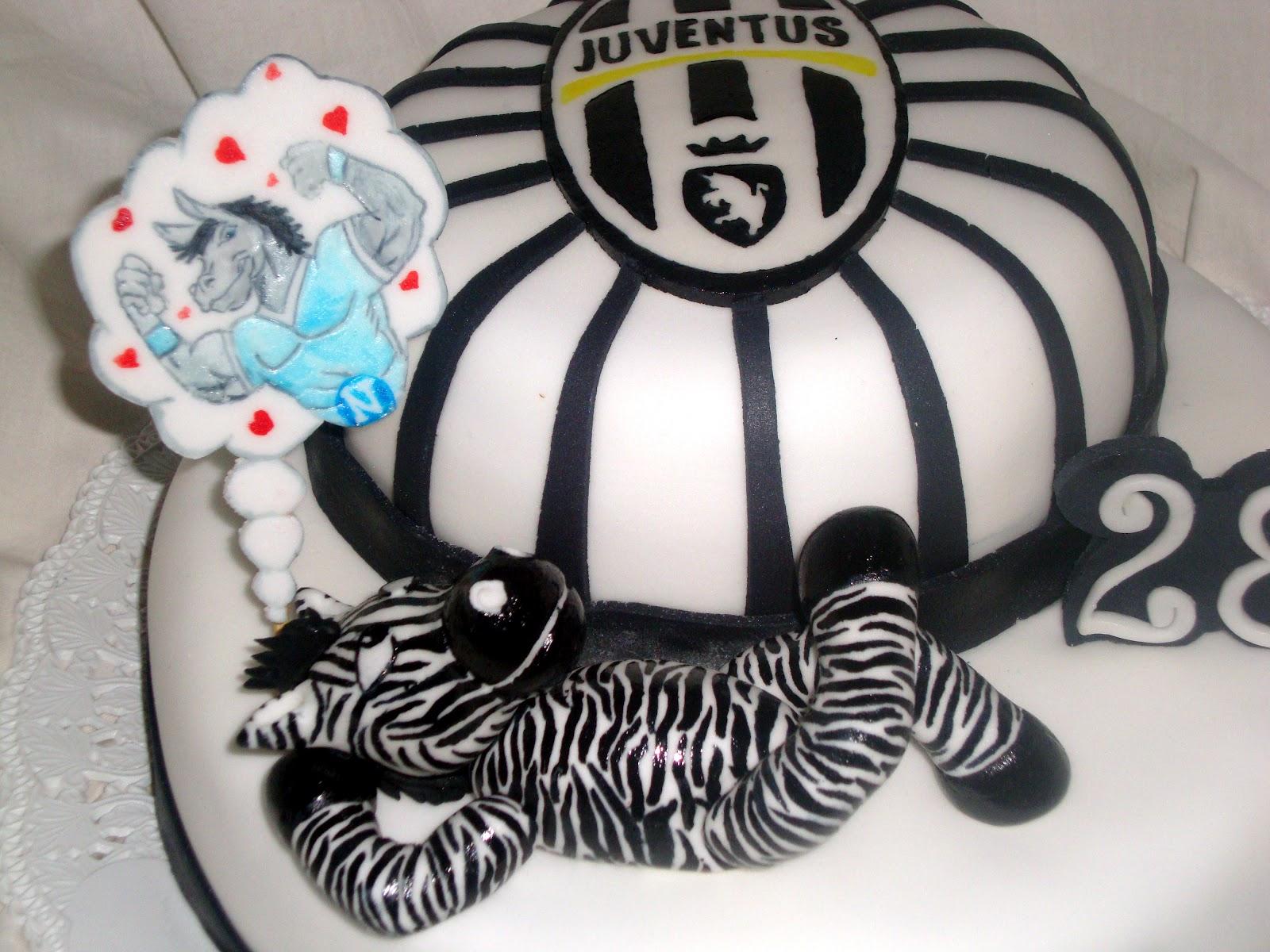 decorazioni torte juventus: very's cake: zebra juve beffarda. una ... - Decorazioni Torte Juventus