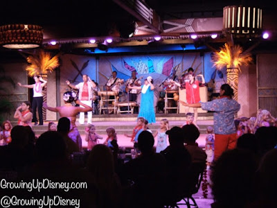 Spirit of Aloha, Polynesian Resort, Growing Up Disney
