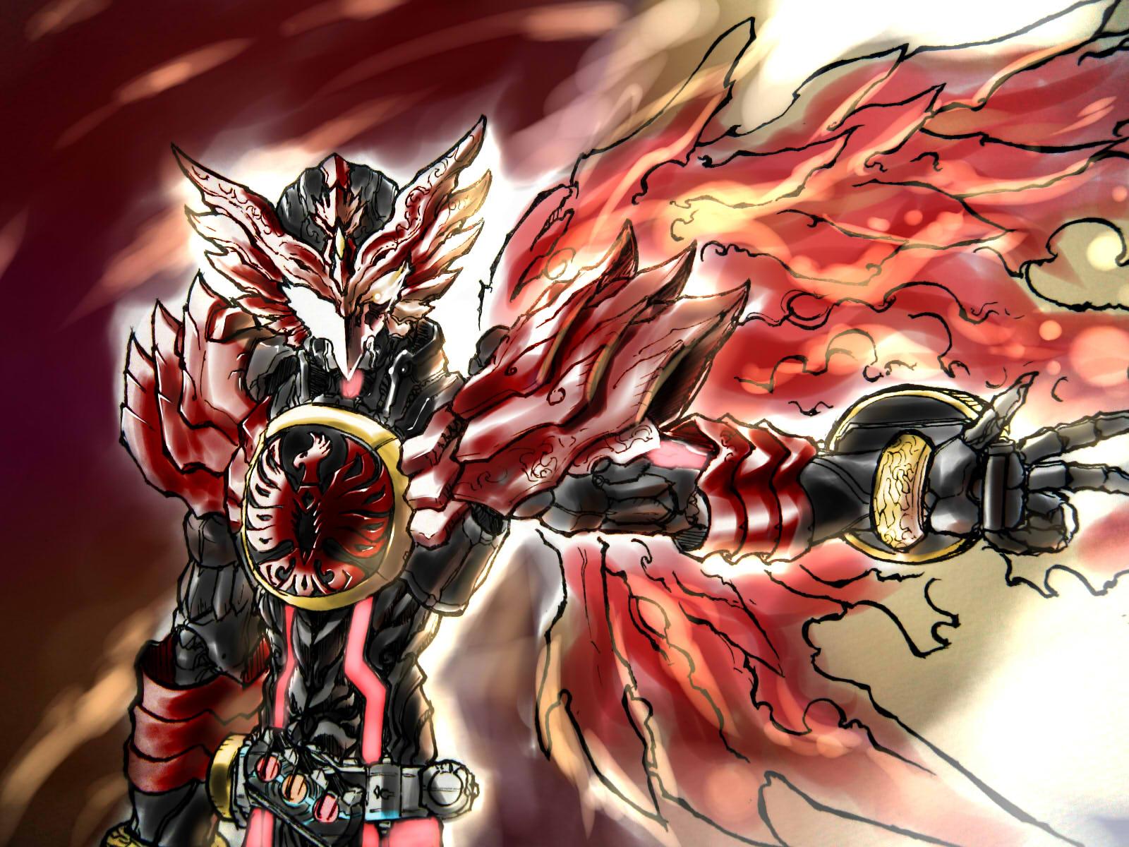 Kamen Rider Ooo Tajadoru