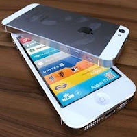 Novo smartphone da Apple iPhone 5.