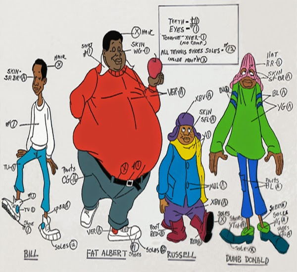 Fat Albert and the Cosby Kids TV Series 19721985 -