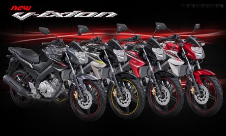 Harga dan Spesifikasi New Yamaha Vixion 2013