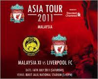 Liverpool FC versus Malaysia