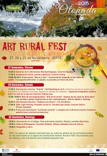 ART RURAL FEST. Valle del Jerte