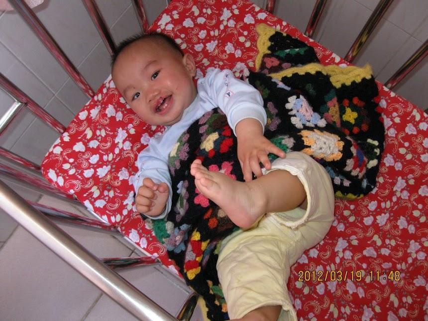 Un garçon au Guangdong